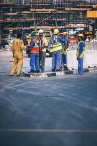 Świadczenie usług budowlanych w Niemczech - kwestie pracownicze