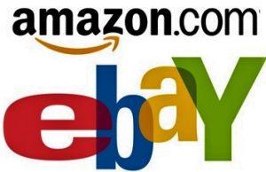 sprzedaż na Amazon lub eBay w Niemczech
